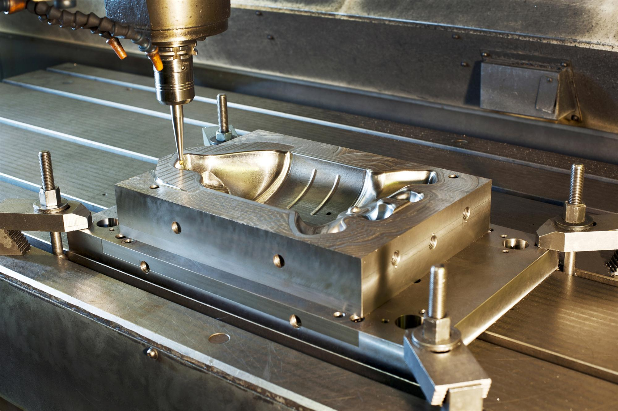Custom Aluminum Mold Making | Cost-Effective Injection Mold