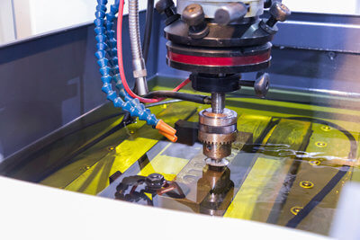 EDM Machining for Mold & Die Fabrication